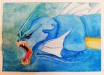 Gyarados by coloursupply
