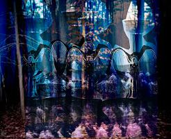 Paranormal Ponderings in the Forest were not 4 Us by JMbucholtz