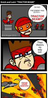 KnL: TRACTOR BEAM by The-Knick