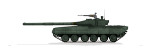 T-80K Hungarian Army by MacPaul