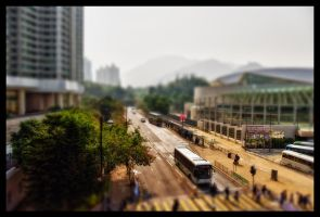 Tilt Shift Tourism by WiDoWm4k3r