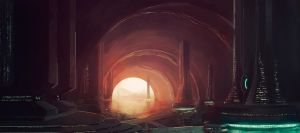 Goadan Tunnel by 9RO