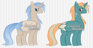 OPEN Male Alicorn Adoptables by LinaLeeL
