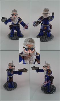 Gnome Marine by Golab08