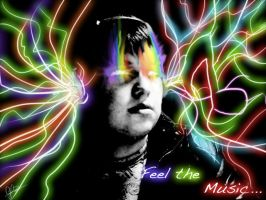 Feel the music... by Gabe-Z