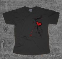 It's Only Love..... Mens T by XeRoblade
