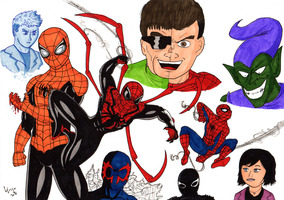 The Superior Spider-Man Saga by Clemi1806