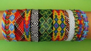 Bracelets for my homepage by nimuae