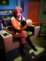 The Trouble with Tribbles by haruhi-kyoko