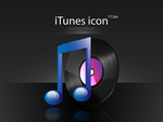 iTunes Icon by AL-Arts