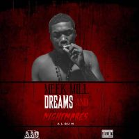 Meek Mill - Dreams and Nightmares by AACovers