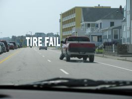 Fail blog- Tire Fail by LongSean22