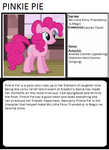 Animated All Stars Pinkie Pie by Gojirafan1994