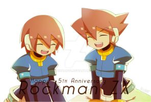 -Happy 5th Anniversary RMZX- by Keichan411
