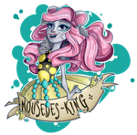 Mouse Queen by Jackie-Pumpkin