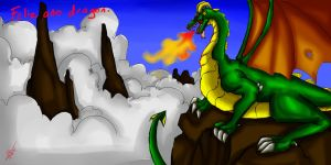 year of the dragon by DAATH-unholy-true