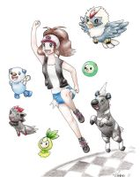 Unova, Here We Come by ShrubSparrow