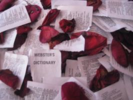 Rose Dictionary by crazyella