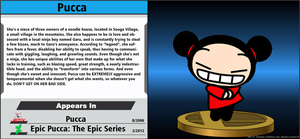 Pucca Bio by rabbidlover01