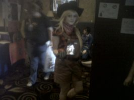 Kumoricon 2011: Applejack by Red-Supernova64