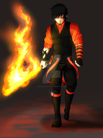 OC Denis Hell Flame by Denishellflame