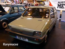 1985 Austin Metro by The-Transport-Guild