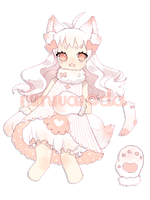 NYAN-Q: flaumpauf set price 04 (closed) by minivai