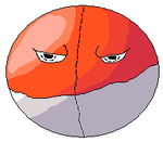Plushy Voltorb of Death, lol by Pokemonster