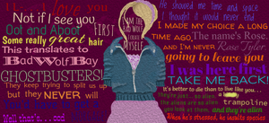 Rose Tyler Collage by DoctorWhoLuv