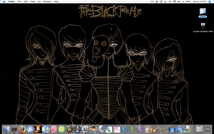 Desk-Muses of the Black Parade by rainbowpunk10