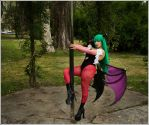 __Morrigan__ by VictoriaRusso