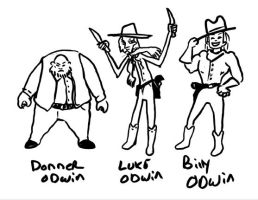 The Odwin Boys by michaelpatrick