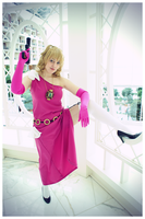 Chrono Crusade - Glitter by cafe-lalonde