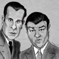 Abbott and Costello by adavis57