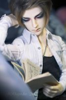 Reading time 2 by J-Rhapsodies