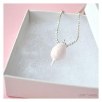 Scented Cotton Candy @ Candy Floss Necklace by Unicharms