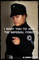 Newest Imperial Crew 501st Recruit -ME- by Tokyo-Trends