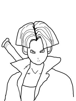 It's Trunks! by CenturionKortin