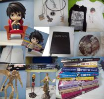 my death note collection by astal-sama