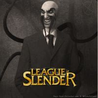 Welcome to the League Of Slender by Koshka-Stuff