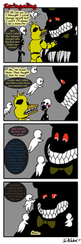 Springaling 274: Different on the Outside by Negaduck9