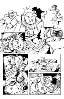 Shrek Book 1, Page 14 by liliesformary