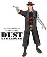 Dust Derringer - final design by Dangerman-1973