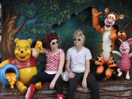 The 100 Acre Hood by AssumeThePosition