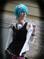 Vocaloid - Mikuo by LiveDecadence