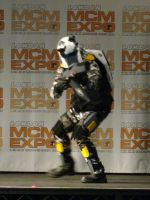 Battlefield 2142 Cosplay by Smidy3