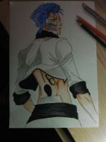 Grimmjow by darkpony145
