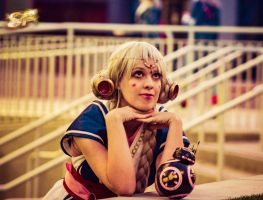 Jedi Sailor Moon: Droids and Daydreams by Oreparma