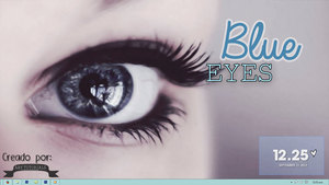 Screenshot #4 para W8 : Blue Eyes by ForeverYoung320