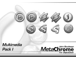 Metachrome Multimedia Pack by weboso